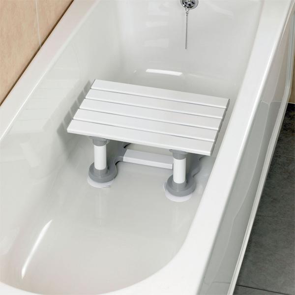 Savanah Slatted Bath Seat Premier Mobility UK Hinckley Leicestershire